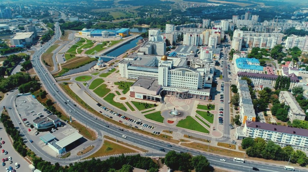 TAXI Донецк-Белгород-Донецк