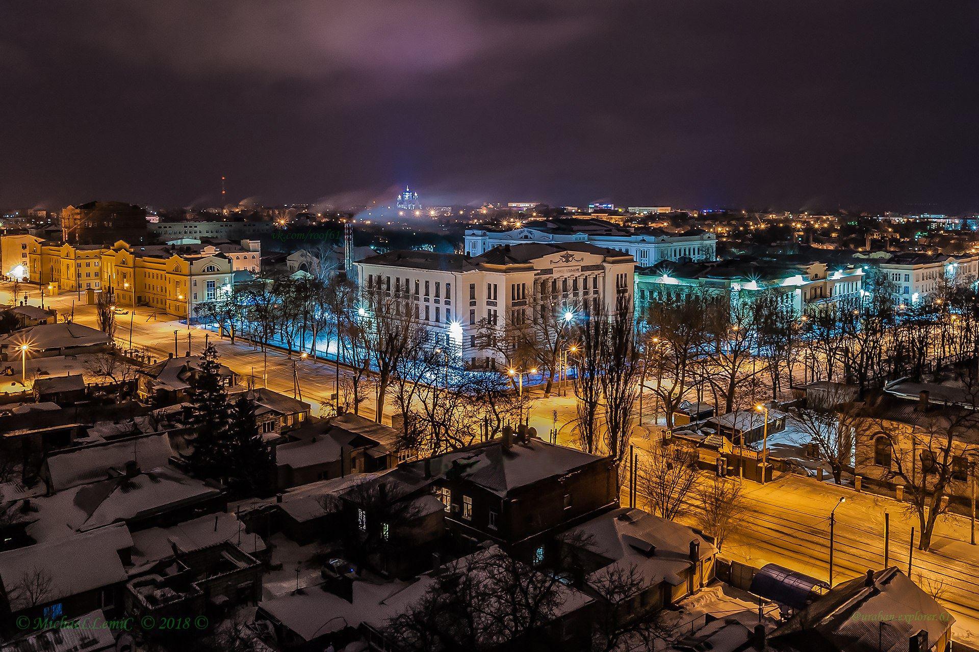 TAXI Донецк-Новочеркасск-Донецк