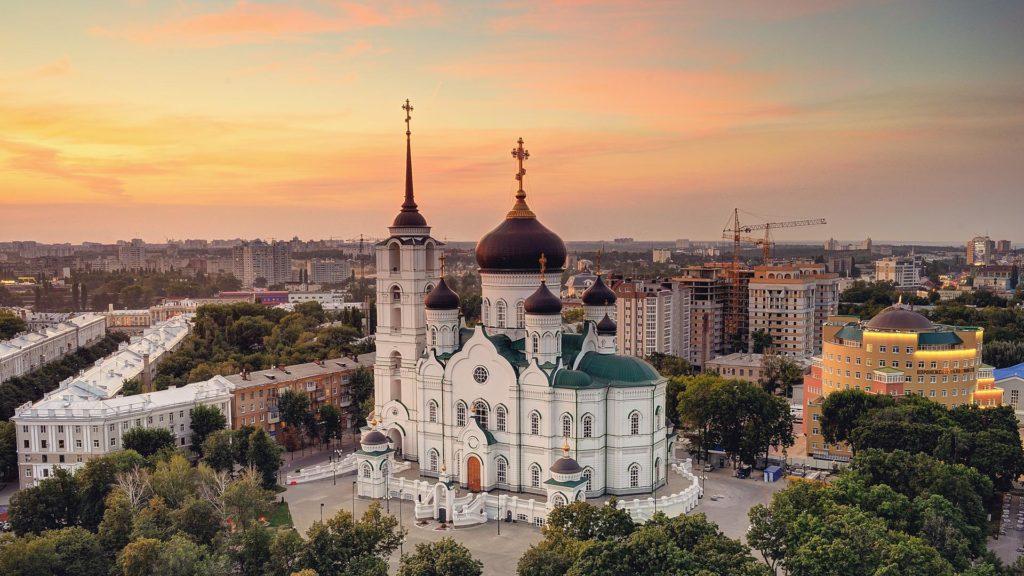 Донецк-Воронеж и Воронеж-Донецк